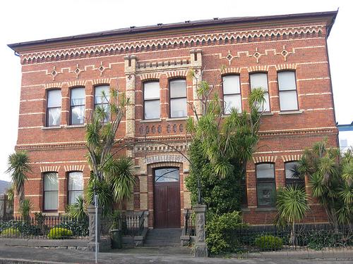 former East Ballarat Library